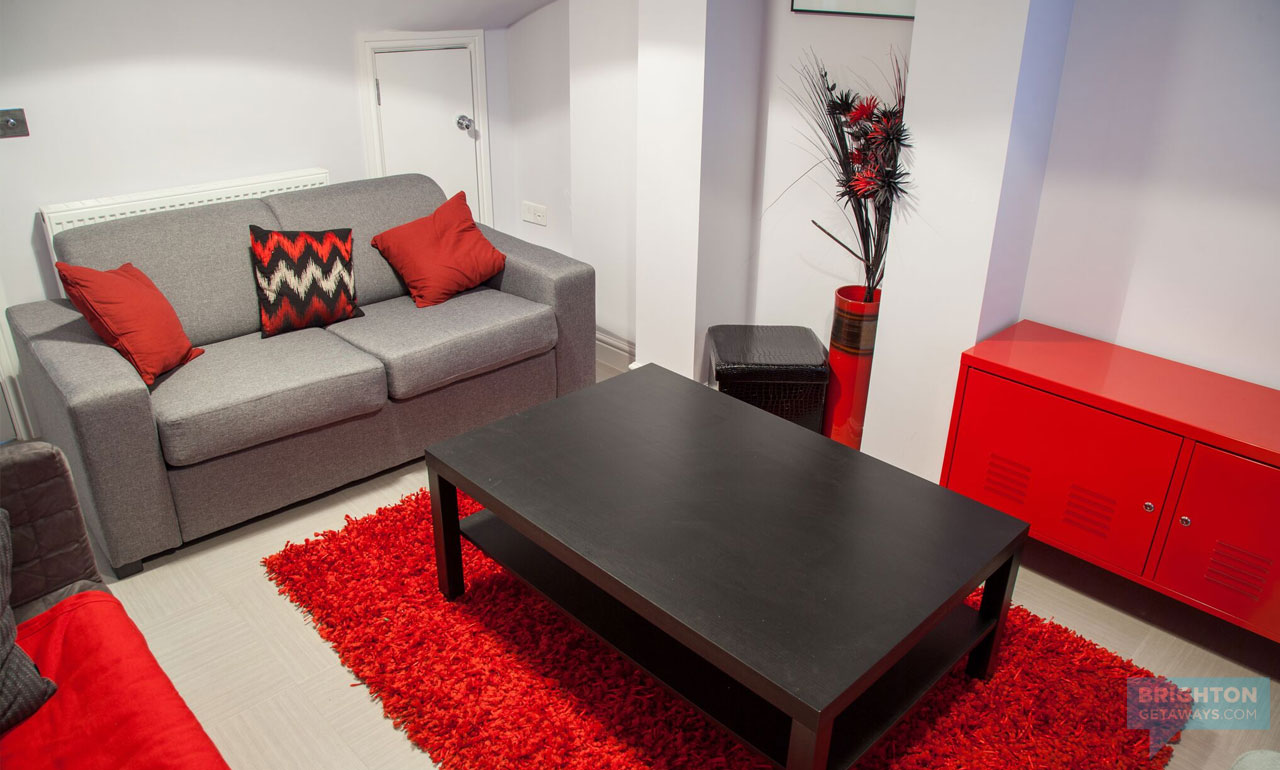 Large group accommodation in Brighton